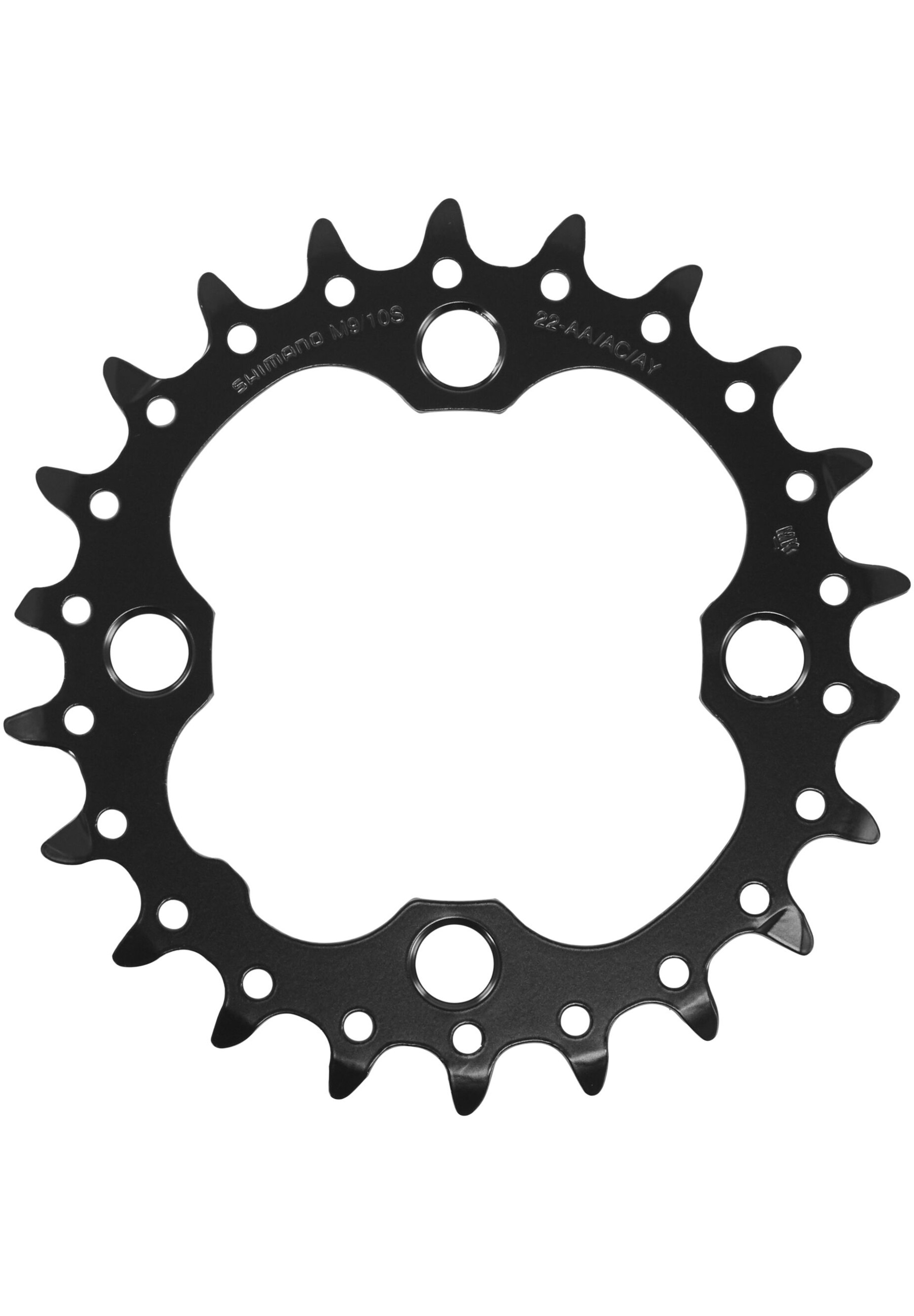 10274219f66 Shimano SLX FC-M660 Chainring black at Bikester.co.uk